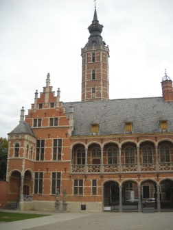 Juzgados en Malinas. Palacio Margarita de Austria